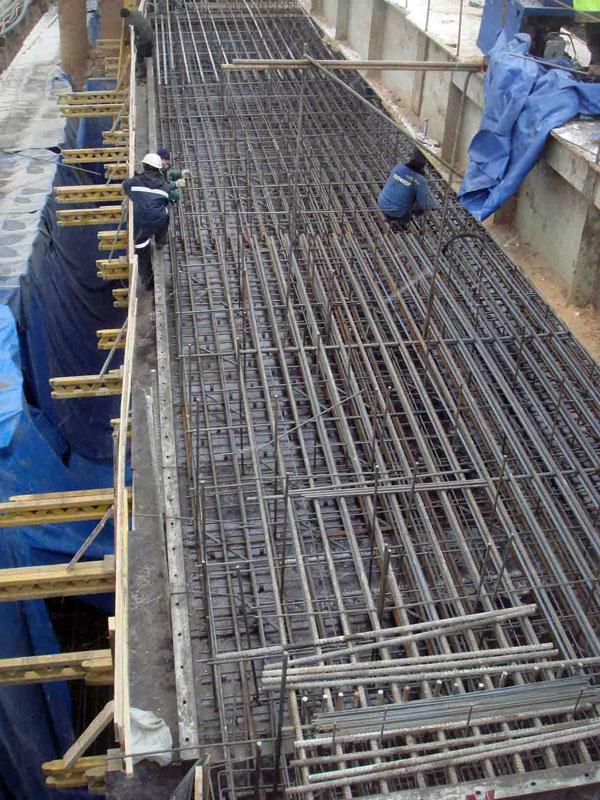 расценки заливки бетона москва