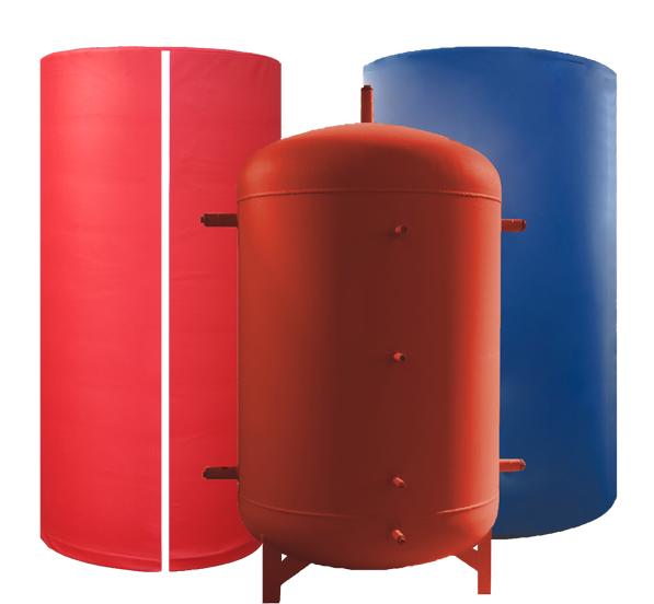 Термоаккумулятор для отопления своими руками