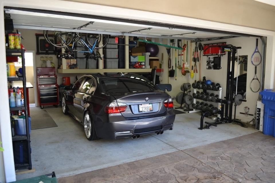 Ремонт машины в гараже своими руками 75
