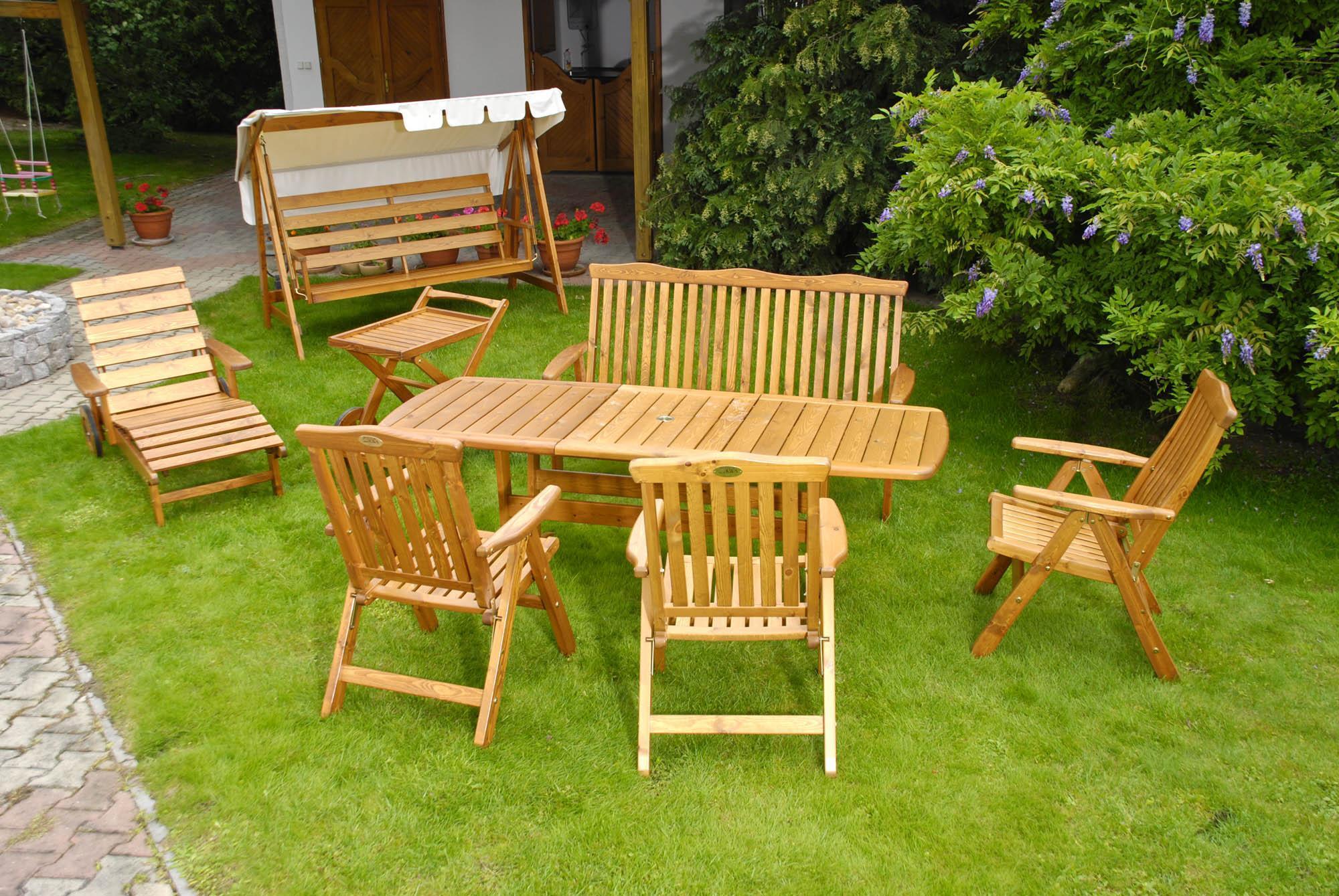 Как сделать садовую мебель своими руками: преимущества